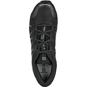 Salomon M's Speedcross Vario 2 Shoes Black/Black/Silver Metallic-X